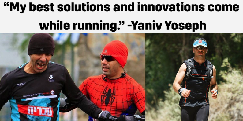 Featured Coach Yaniv Yoseph